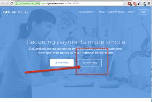 GoCardless discount code