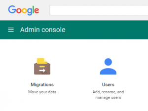 Google Apps email Migration Tool