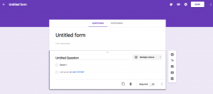 Integrating Google Forms / Sheets to External API